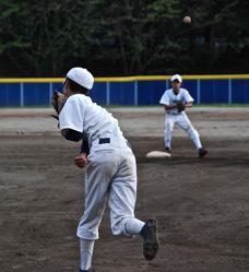 野球肘 野球肩 内果炎 松山市 女性整体 トータルボディプロ